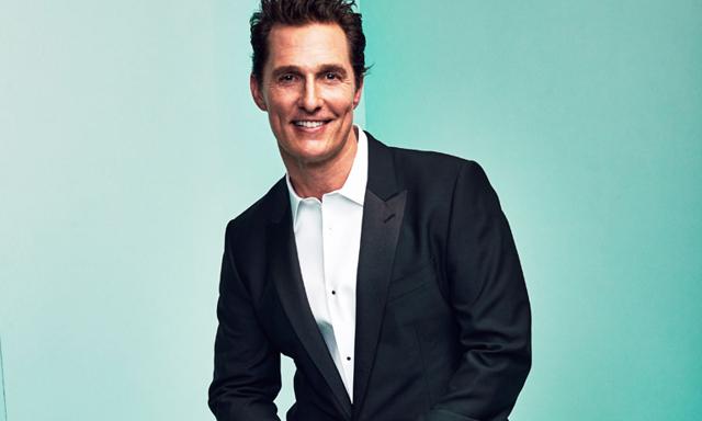 Matthew McConaughey förklarar varför man inte ska kalla honom Matt