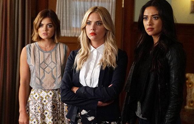 9 tv-serier som vi säger hejdå till 2017