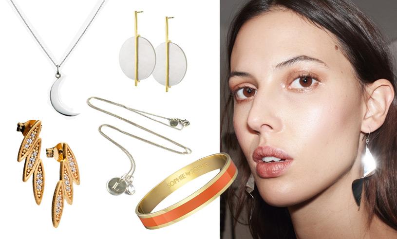 18 stilsäkra smycken – snygga örhängen, halsband och armband i butik nu