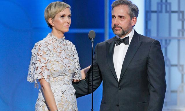 Vi kan inte sluta skratta åt det roligaste ögonblicket på Golden Globes