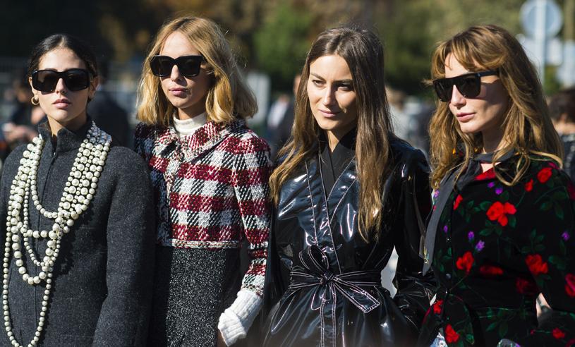 9 street style-trender vi gärna ser mer av på Fashion Week Stockholm 2017