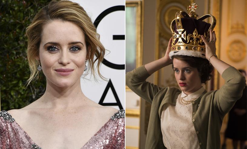 """Lär känna den relativt okända huvudrollen i """"The Crown"""" – Claire Foy"""