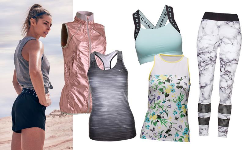 Vårens snyggaste träningkläder – uppdatera garderoben med det senaste i butik