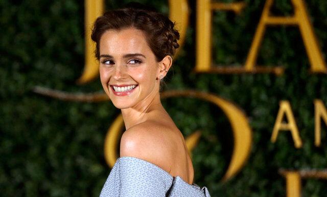 Se Emma Watsons sagolika klänning från premiären av
