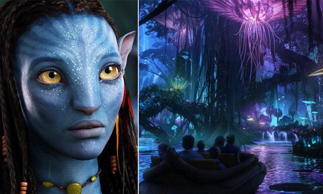 I maj kan du besöka Pandora! Här öppnar den storslagna Avatar-parken