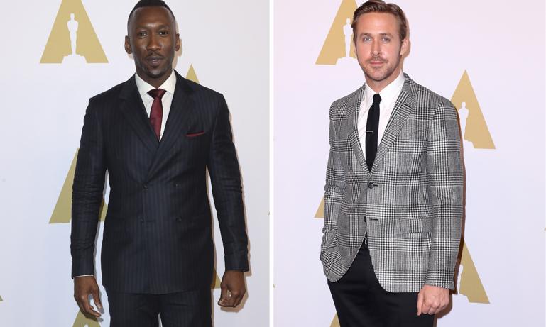 Sno stilen från de Oscarsnominerade Hollywoodstjärnorna