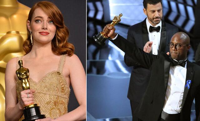 Det stora misstaget på Oscarsgalan – här är de roligaste reaktionerna på Twitter