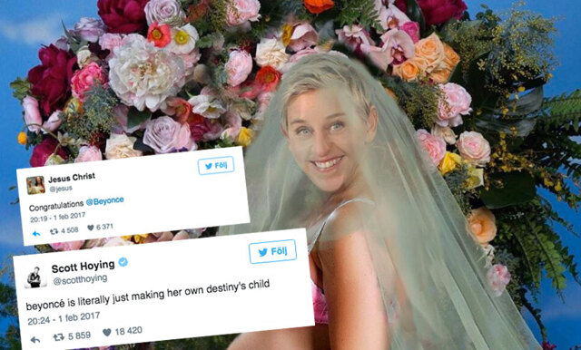 Hela internet firar Beyoncés tvillinglycka – här är reaktionerna vi älskar