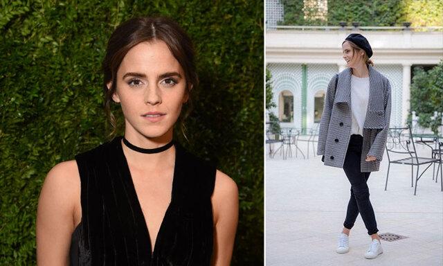 Därför hyllar Emma Watson svensk design på Instagram