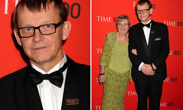 Kändisarnas känslosamma hyllningar till geniet Hans Rosling