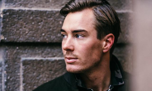 Metro Mode Man välkomnar Jonas Fagerström - Sveriges roligaste man
