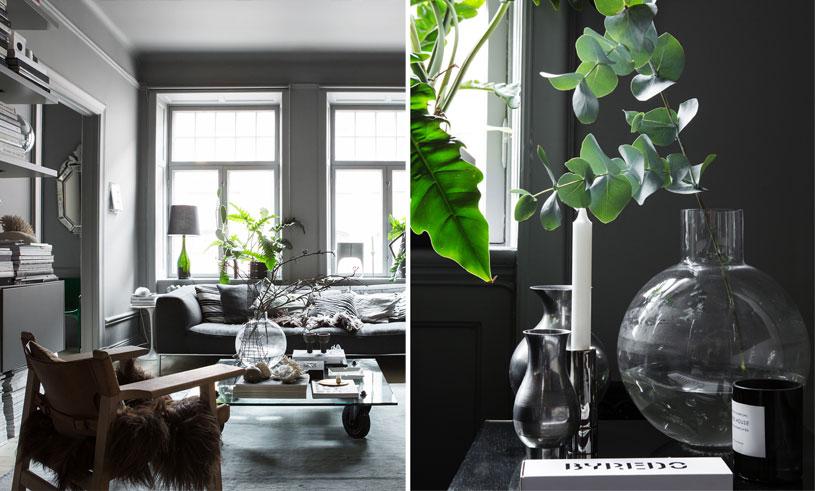 Lotta Agatons lägenhet till salu – veckans utan tvekan snyggaste hem