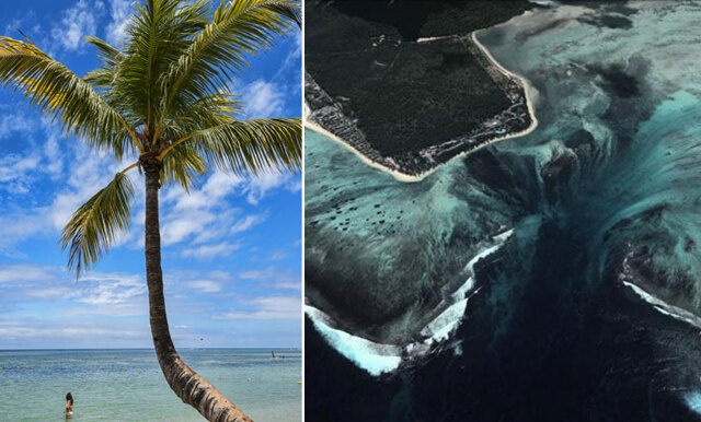 Gömd kontinent hittad – under semesterparadis