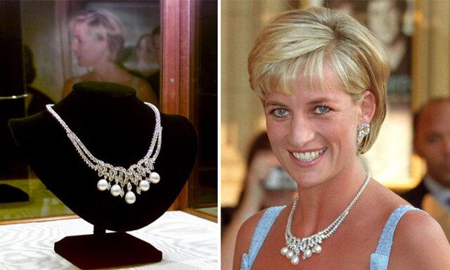Nu kan du köpa prinsessan Dianas halsband – för 105 miljoner