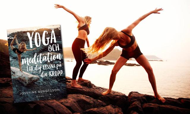 Yoga-Josefine om sin nya bok: