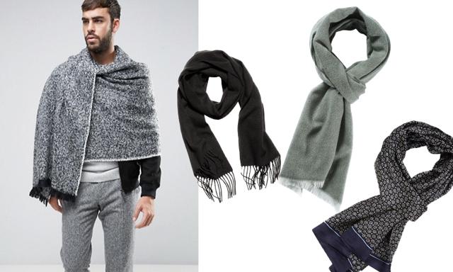 Mer stil för mindre pengar – 7 snygga och värmande halsdukar