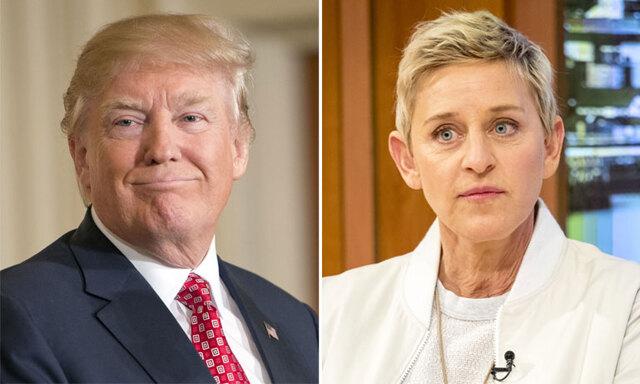 """Ellen DeGeneres om Trumps nya beslut: """"Det här är inte politik, det är en mänsklig rättighet"""""""
