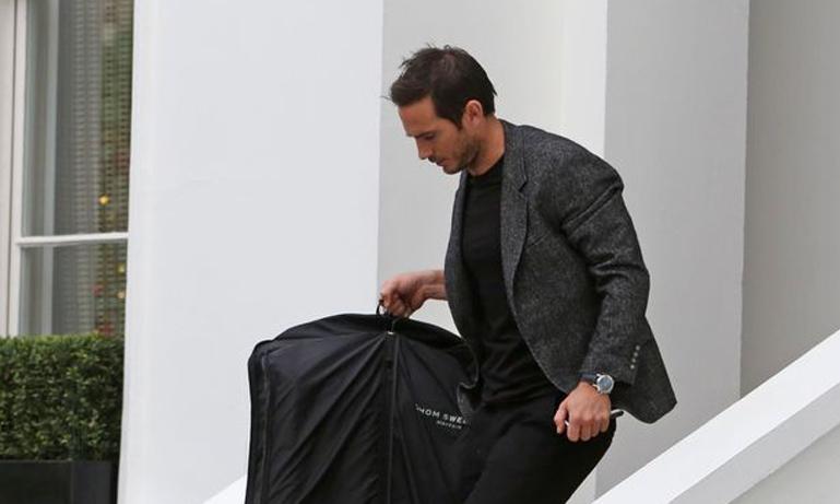 """Legenden Frank Lampard: """"Det är dags för ett nytt kapitel i mitt liv"""""""