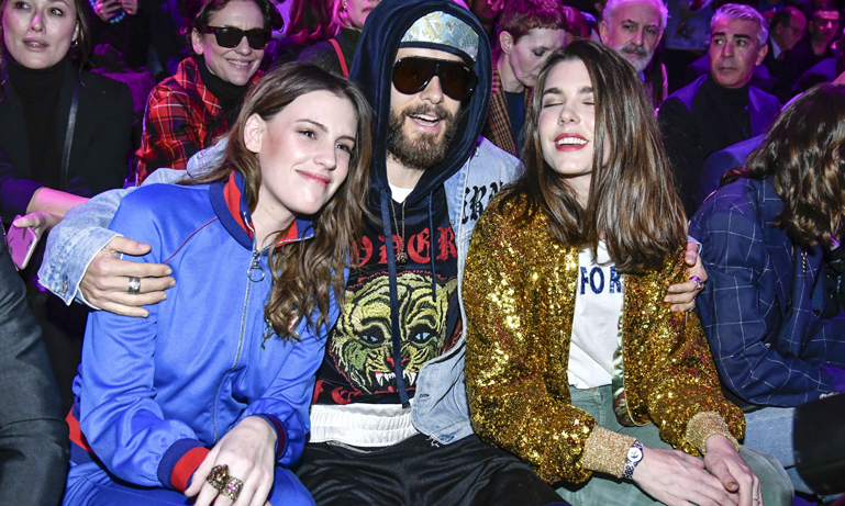 Här är de coolaste Hollywoodkändisarna på Guccis modevisning i Milano