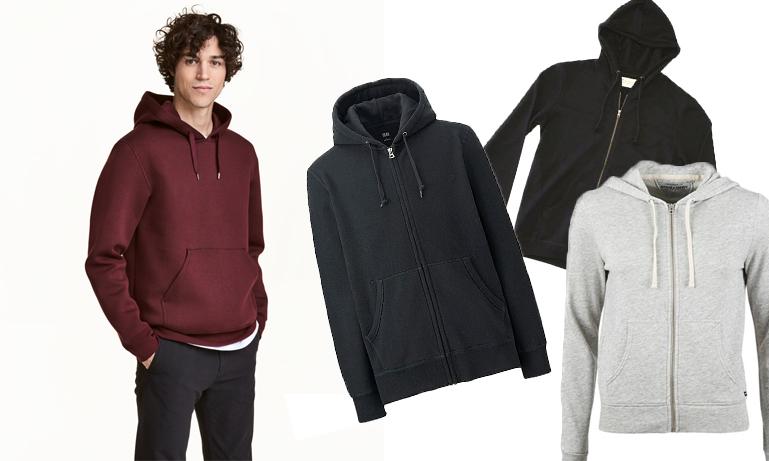 Moderedaktören listar: 7 snygga och sköna hoodies i butik