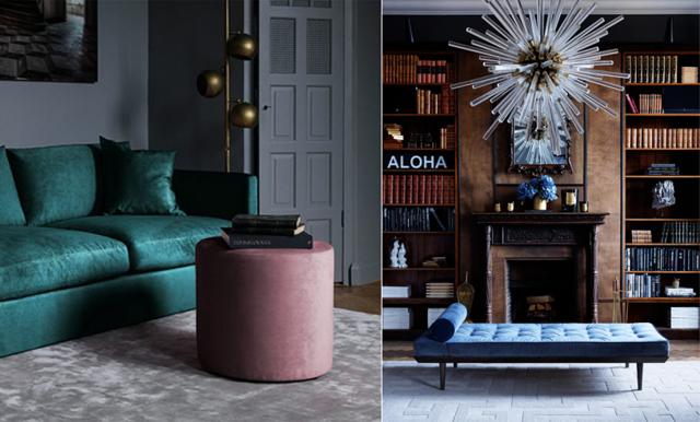 Layered lanserar möbelkollektion i sammet: Se alla nyheter här