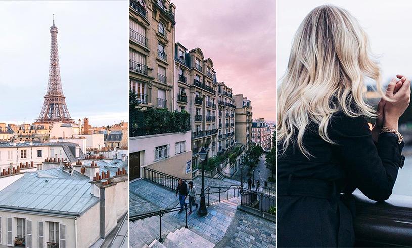 8 Instagramkonton med bästa Paris-inspirationen inom mode, mat och arkitektur