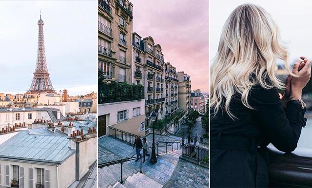 8 Instagramkonton för dig som älskar Paris
