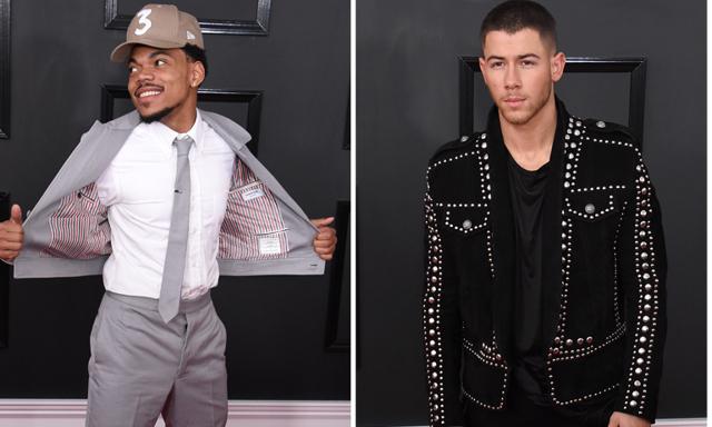 De tveklöst stilsäkraste männen på Grammygalan 2017