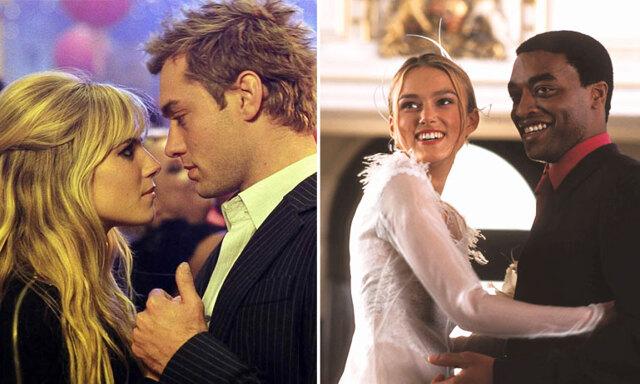 7 romantiska filmer att se på Alla hjärtans dag