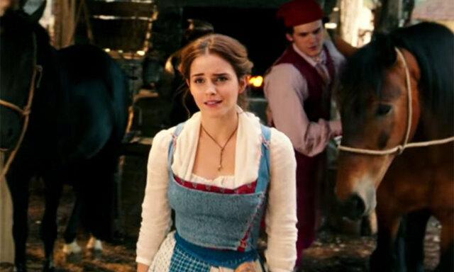 Se Emma Watson i öppningsnumret av Skönheten och Odjuret (det är magiskt!)