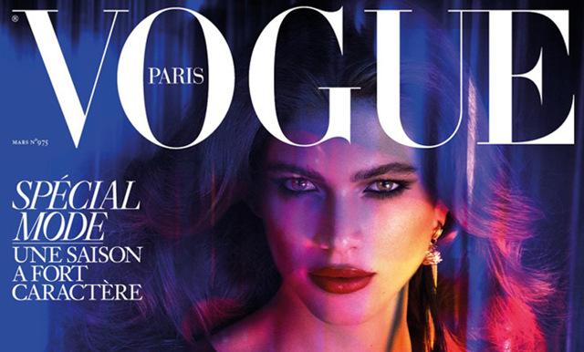Valentina Sampaio är Vogues första transsexuella omslagsmodell