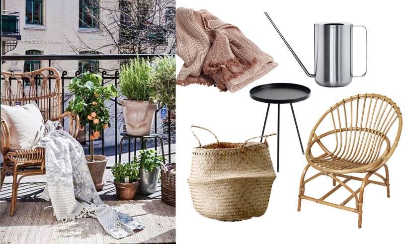 Vårfixa balkongen – 19 inspirerande trendköp