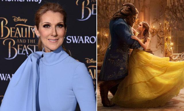 Lyssna på Céline Dions nya magiska ballad till Skönheten och odjuret