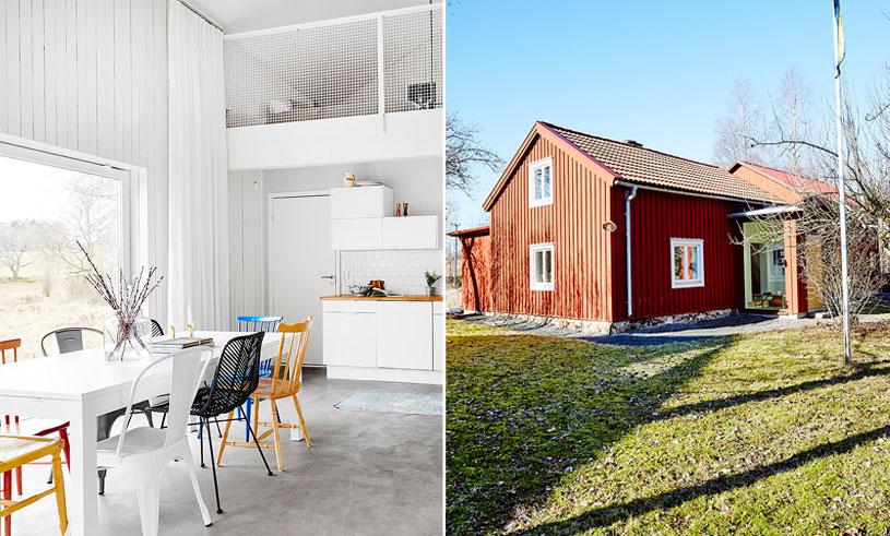 Soldattorpet som blev en arkitektdröm är det finaste hus vi sett på länge
