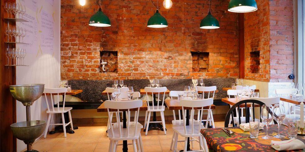 Trendigaste restaurangerna i stockholm