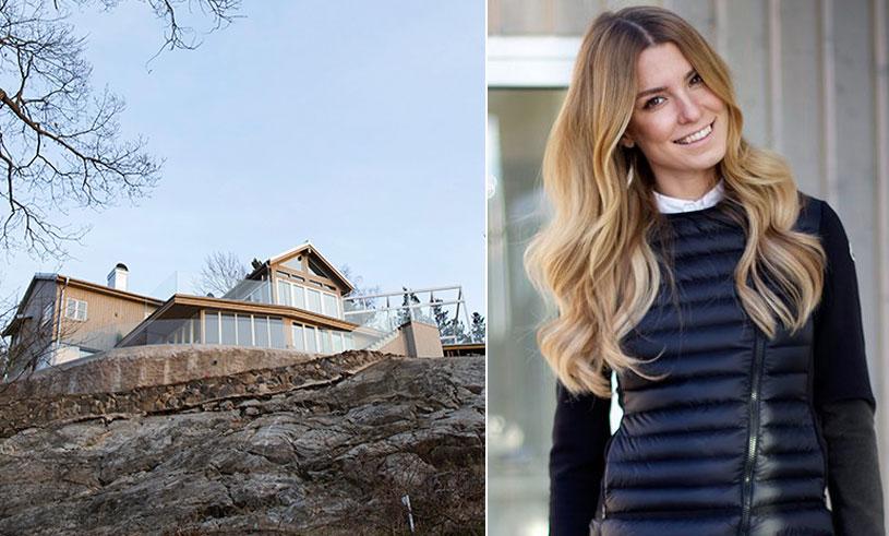 Se före- och efterbilderna på Linn Herbertssons fantastiska lantställe