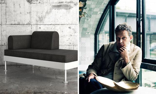 Äntligen! Här är första bilden på Ikea och Tom Dixons samarbete
