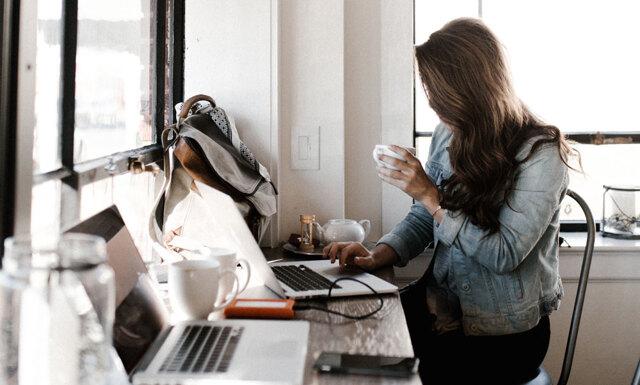 PR-rådgivaren om att nio till fem-jobbet dödar kreativiteten