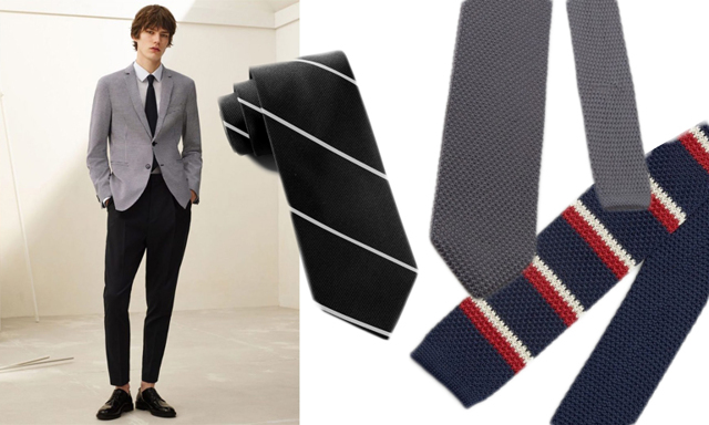 Marcus Schuterman listar vårens snyggaste slipsar i butik just nu