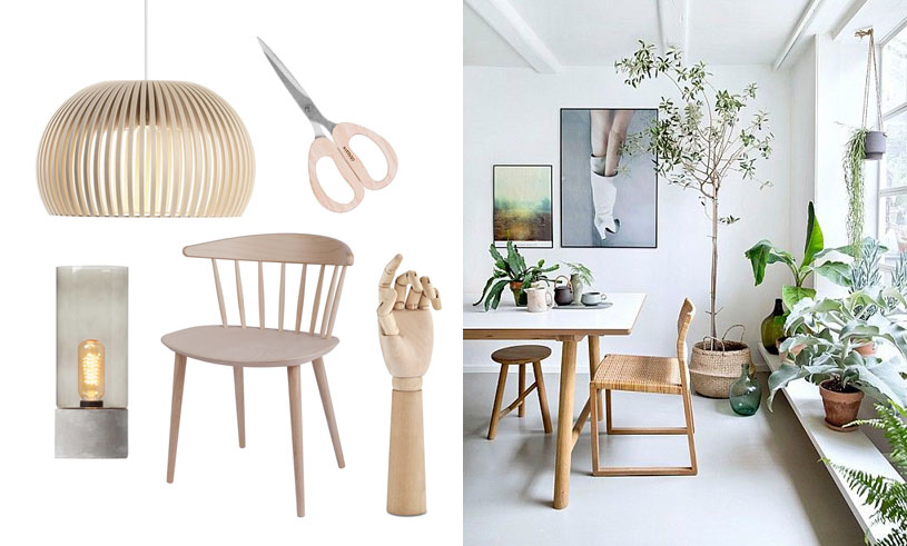 Naturligt vackert – 11 stilsäkra köp i trä och sten
