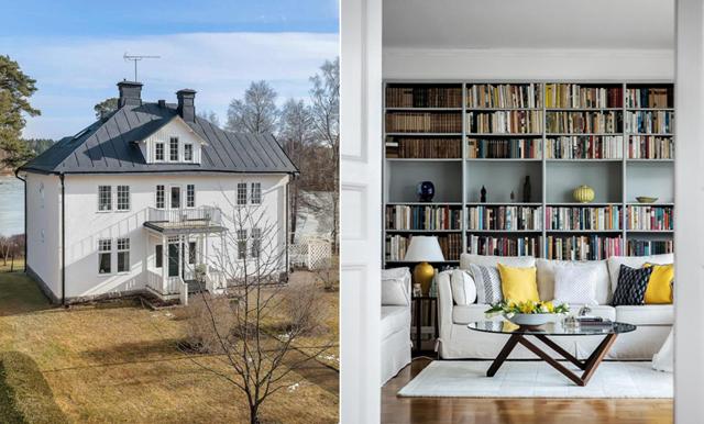 Veckans hem: Nu kan vackra och unika