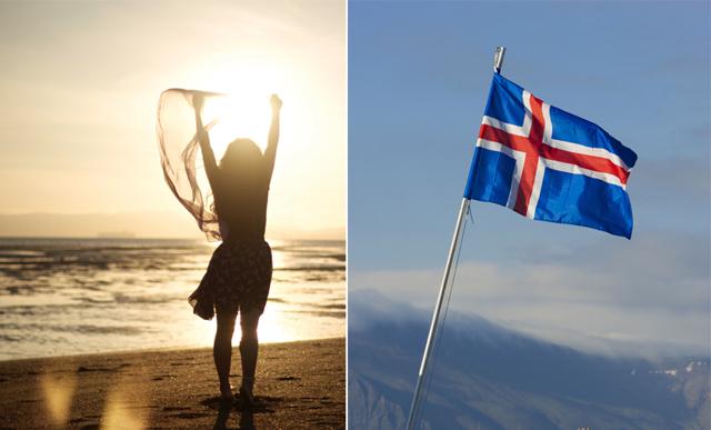 Island blir första landet i världen som lagstiftar jämställd lön för män och kvinnor
