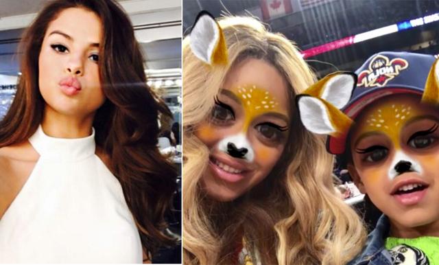 Flest människor i världen följer dessa fem personer på Instagram