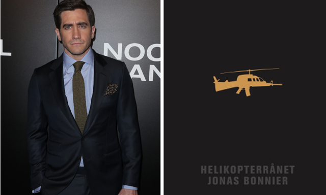Netflix spelar in film med Jake Gyllenhaal i Sverige