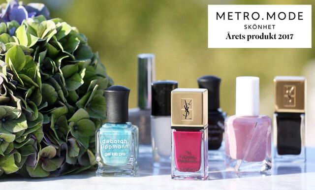 Metro Mode testar och utser bästa nagellacket 2017