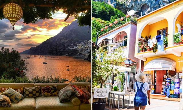 12 Instagrambilder som kommer få dig att vilja åka till italienska Positano direkt