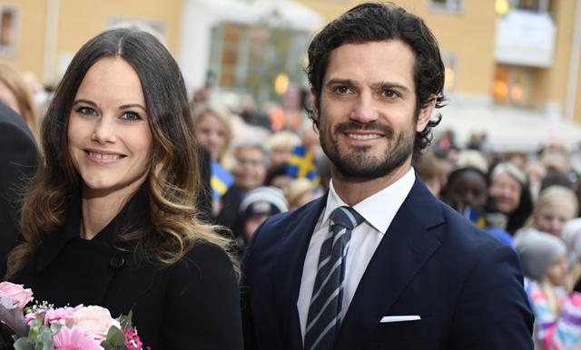 Nytt prinsbarn på G – Prins Carl Philip och Prinsessan Sofia väntar tillökning