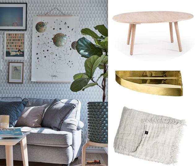 Vårpimpa hemmet med 12 stilsäkra trendköp i naturnära färger