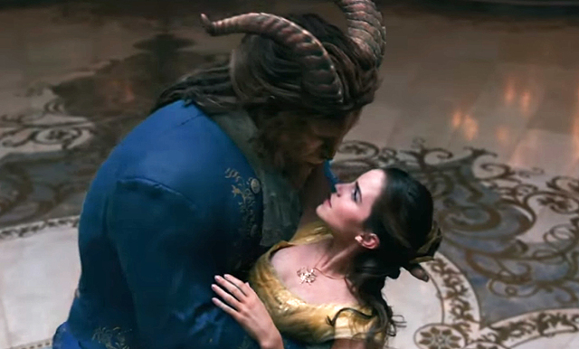 WOW! Kolla in den nysläppta musikvideon till Skönheten & Odjuret