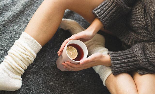 Ny studie: sockor gör att du somnar snabbare och sover bättre